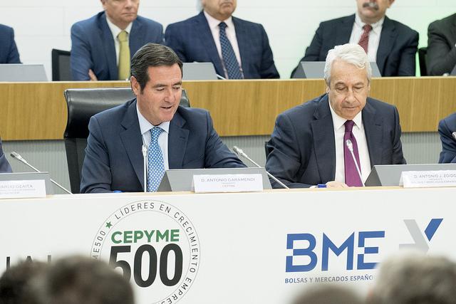 Presentación CEPYME500