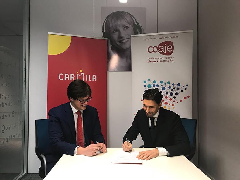 CEAJE-CARMILA-convenio-colaboracion-retail