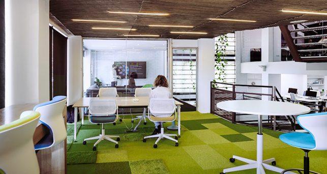 bienestar-empleado-open-space-oficina
