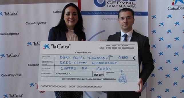 caixabank-ceoe-cepyme-guadalajara-potencian-sector-empresarial-guadalajara
