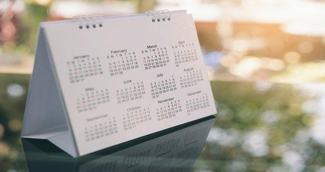 Calendario Laboral Espana 2019.El Calendario Laboral De 2019 Recoge 12 Dias Festivos Solo 8