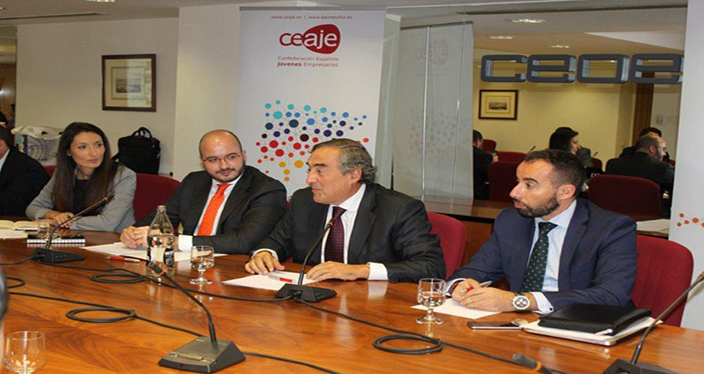 ceaje-celebra-primer-comite-ejecutivo-esta-legislatura-juan-rosell-presidente-ceoe