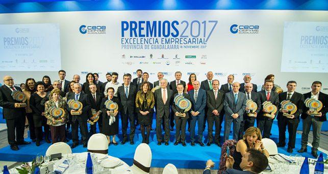 ceoe-cepyme-guadalajara-celebra-la-entrega-los-premios-excelencia-empresarial-2017