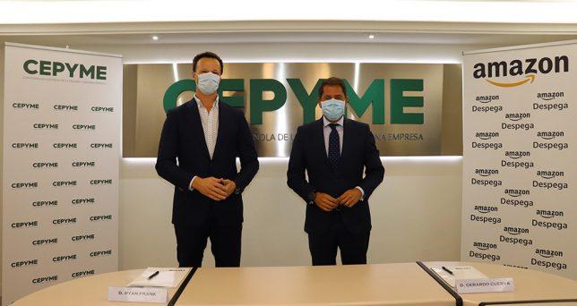 cepyme-amazon-colaboraran-pymes-importancia-digitalizacion-comercio-electronico