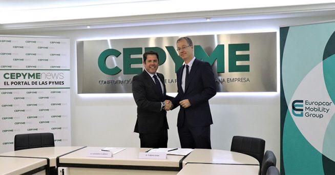 cepyme-europcar-firman-acuerdo-colaboracion-facilitar-la-movilidad-los-pequenos-medianos-empresarios