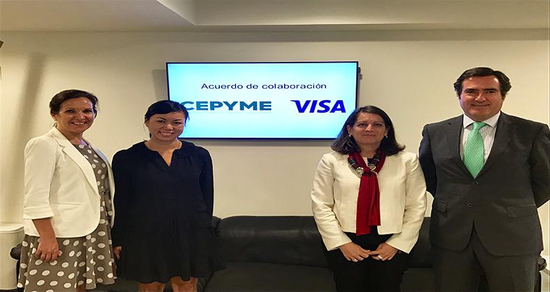 cepyme-visa-colaboraran-acercar-medios-pago-pymes