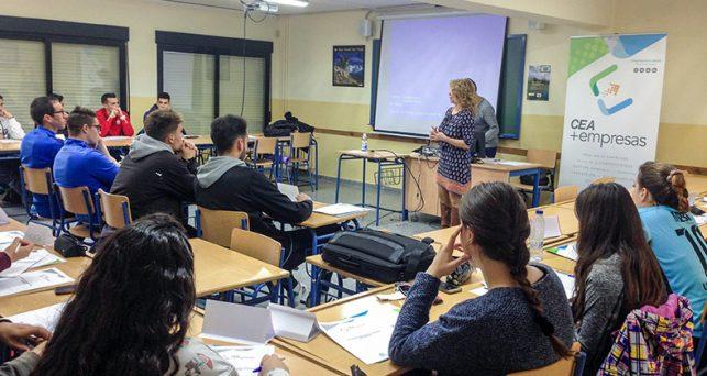 cge-despierta-espiritu-emprendedor-108-alumnos-cinco-centros-educativos-granada