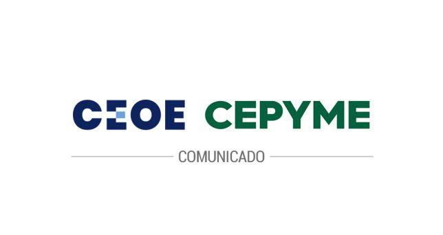 comunicado-ceoe-cepyme-teletrabajo