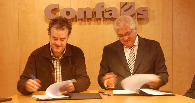 confaes-firma-acuerdo-conselho-empresarial-do-centro-impulsar-proyectos-transfronterizos