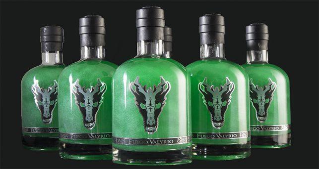 Fuego Valyrio La Bebida De Juego De Tronos Cepymenews