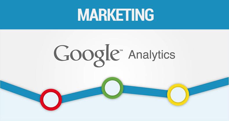google analytics reports marketer