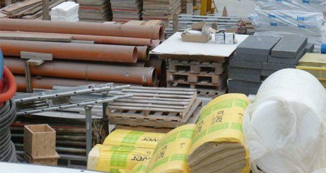 Las exportaciones de materiales de construcci n crecen - Material de construccion segunda mano ...