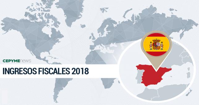 los-ingresos-fiscales-espana-se-situaran-2018-encima-media-la-ocde