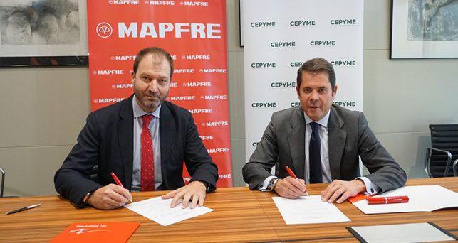 mapfre-cepyme-renuevan-acuerdo-colaboracion