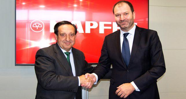 mapfre-firma-acuerdo-colaboracion-la-confederacion-espanola-autonomos-ceat