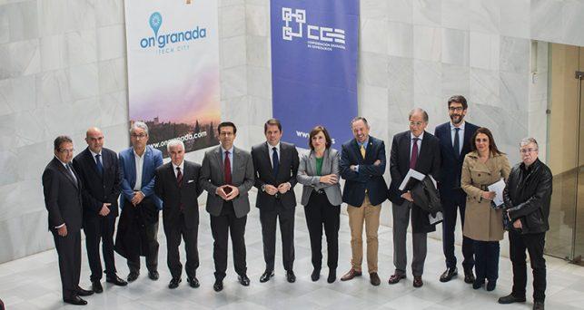 ongranada-se-convierte-cluster-espanol-mayor-apoyo-economico-del-ministerio-industria-la-ejecucion-proyectos-innovadores