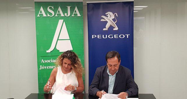 peugeot-asaja-renuevan-convenio-colaboracion-facilitar-la-movilidad-los-agricultores