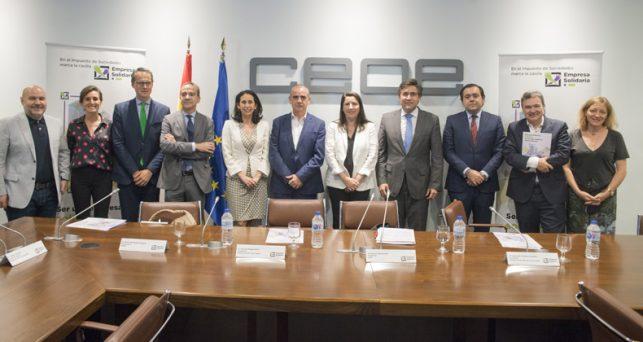 presidente-ceoe-antonio-garamendi-insta-empresas-espanolas-marquen-x-fines-sociales-impuesto-sociedades