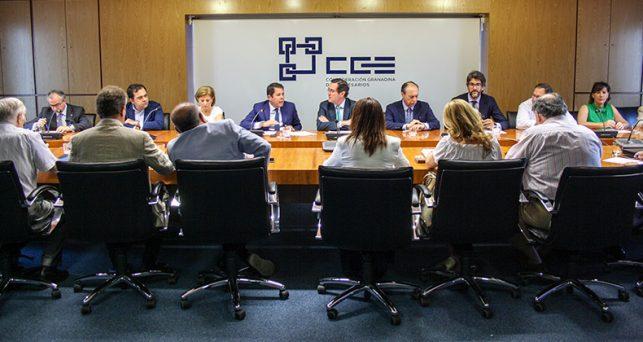 presidente-cepyme-analiza-impacto-del-acuerdo-nacional-negociacion-colectiva-la-junta-directiva-la-cge