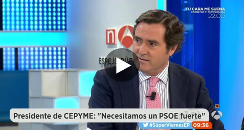 presidente-de-cepyme-la-inseguridad-politica-provoca-que-el-empresario-espanol-este-retraido