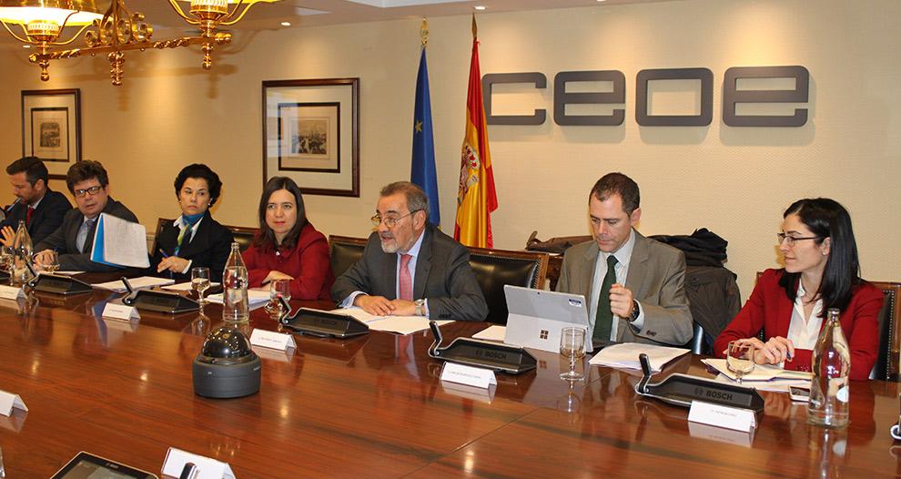 reunion-sectorial-ceoe-negociaciones-comerciales-union-europea-mercosur