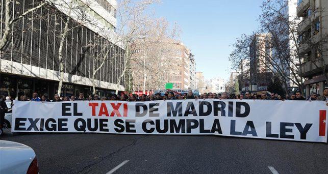 taxi-madrid-decidira-referendum-convoca-paro-indefinido-protesta-las-vtcs