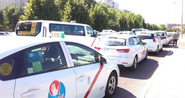 taxistas-avisan-movilizaciones-paren-madrid-no-se-regulan-vtc