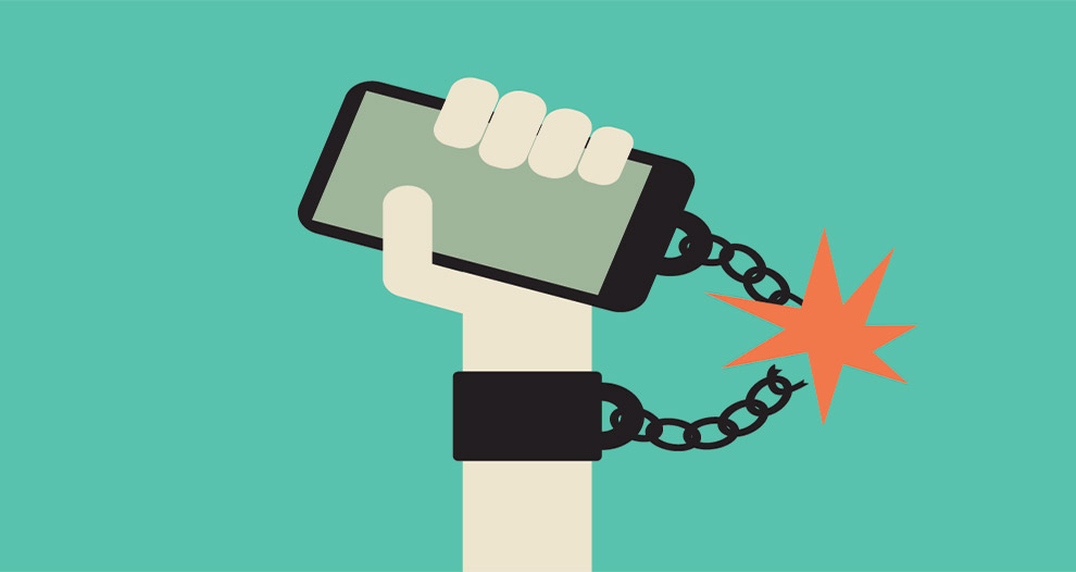 Test: ¿eres adicto al móvil? - Cepymenews