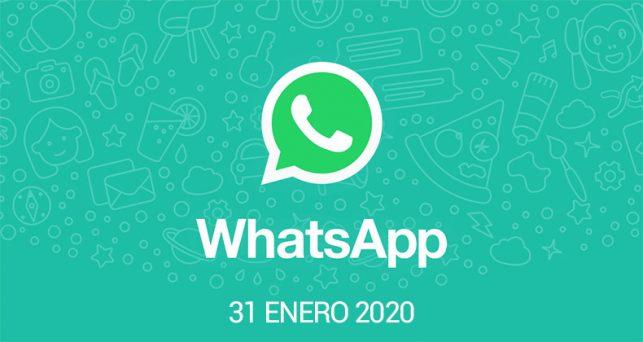 whatsapp-dejara-funcionar-estos-moviles-31-enero